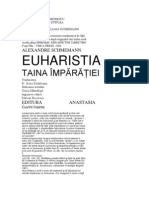 Alexandre Schmemann - Euharistia Taina Imparatiei