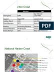 National Harbor Crawl