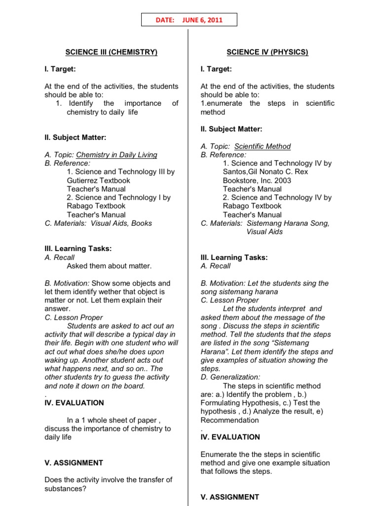 semi detailed lesson plan in araling panlipunan Description this material contains daily lesson log (dll) which serves as a guide for teachers in teaching araling panlipunan for grade 7 for second grading.