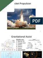 Lecture 22 Rocket Propulsion
