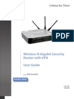 Cisco Wrvs4400n v2 User Guide