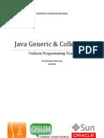 Java Generic Dan Collection