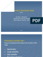 Pulmonary Function Test Part 1 PptDr Mona Allangawi