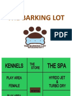 Final Media Planning Presentation - The Barking Lot