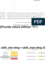 ADC - Aion Damage Calculator