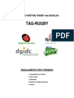 Regulamento Tag Rugby