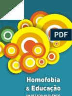 Homofobia e educação