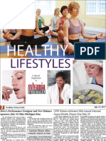 2011 June Healthy Living Guide
