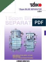 Taiko Oily Water Separator USH10