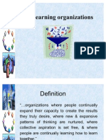 4 - Learning Organization