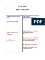 Retail Sector Report