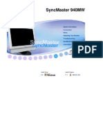 940mw User Manual