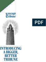 New Chicago Tribune