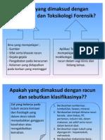 referat toksikologi