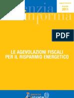GUIDA Detrazione Fiscale2011 Agenzia Entrate