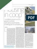 Social housing in coop
