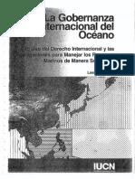 Kimball Lee A - La Gobernanza internacional del Océano