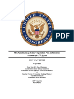 Joint Issa Grassley Report