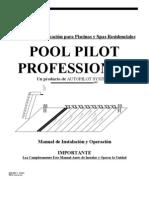 Pool Pilot Professional - Spanish Version - 2005
