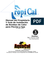 Tropical Manual - Spanish Version - 08-05