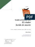 Alfonso Klauer Tahuantinsuyo El Condor Herido de Muerte