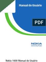 Nokia 1600 UserGuide PT