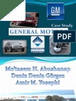 GM case study