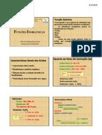 Funções Inorgânicas 2011 c98658a7f31c