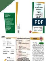 MCS Golf Tournament 2011