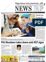 Maple Ridge Pitt Meadows News - June 15, 2011 Online Edition