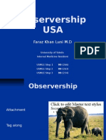 Observer Ship - Faraz Khan Luni