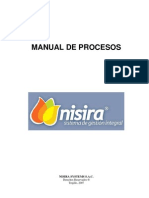 Manual de Procesos - Nisira v.2