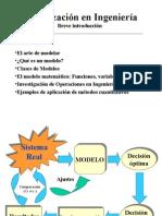MODELOS DE INGENIERÍA INDUSTRIAL