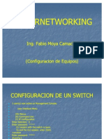 Configuracion de Equipos