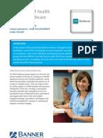 Centralised Print Procurement Case Study - BMI Healthcare