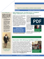 May Bailey Institute Newsletter