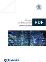 Banner Managed Communication - Corporate Overview Brochure June 2011