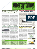 #8 - Green Energy Times (May 15, 2011)