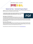 Technical Progress Report