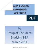 Bba316 q&s Mgt- Cwk Group 2_inet Post