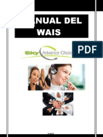 Wais Reducido Manual