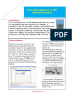 PID Analyzer Field Portable PID Logging Software