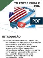 Conflito Entre Cuba e Eua