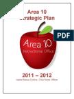 Area 10 Strategic Plan 2011-2012