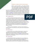 CONDUCTOS Y TUBERÍAS COMERCIALMENTE DISPONIBLES