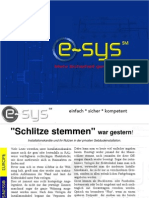 eSys™  - ComponentTrading