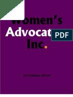 WA Annual Report 2010