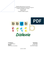 diselexia