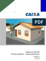 Projeto de Casas Populares Da Caixa