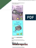 Estratto Dal Manuale Di CATIA V5